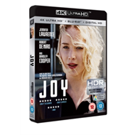 Produktbilde for Joy (UK-import) (4K Ultra HD + Blu-ray)
