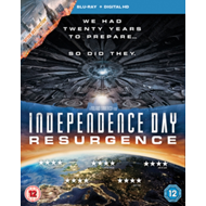 Produktbilde for Independence Day: Resurgence (UK-import) (BLU-RAY)