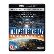 Produktbilde for Independence Day: Resurgence (UK-import) (4K Ultra HD + Blu-ray)