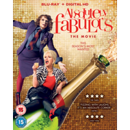 Produktbilde for Absolutely Fabulous: The Movie (UK-import) (BLU-RAY)