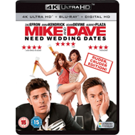 Produktbilde for Mike & Dave Need Wedding Dates (UK-import) (4K Ultra HD + Blu-ray)