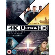 Produktbilde for 4k Ultra HD - The Premiere Collection (UK-import) (4K ULTRA HD)