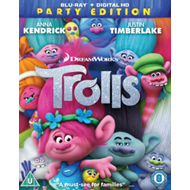 Produktbilde for Trolls (UK-import) (BLU-RAY)
