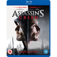 Assassin's Creed (UK-import) (BLU-RAY)