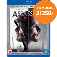 Produktbilde for Assassin's Creed (UK-import) (Blu-ray 3D)
