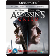 Produktbilde for Assassin's Creed (UK-import) (4K Ultra HD + Blu-ray)
