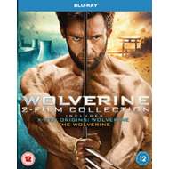 Produktbilde for The Wolverine/X-Men Origins: Wolverine (UK-import) (BLU-RAY)