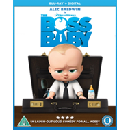 Produktbilde for The Boss Baby (UK-import) (BLU-RAY)