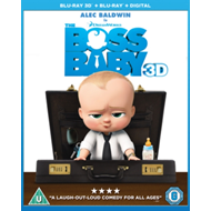 Produktbilde for The Boss Baby (UK-import) (Blu-ray 3D)