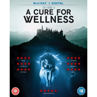 Cure For Wellness (UK-import) (BLU-RAY)