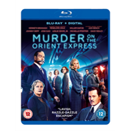 Produktbilde for Murder On The Orient Express (UK-import) (BLU-RAY)