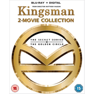 Kingsman - 2-Movie Collection (UK-import) (BLU-RAY)