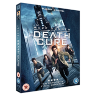 Produktbilde for Maze Runner: The Death Cure (UK-import) (BLU-RAY)