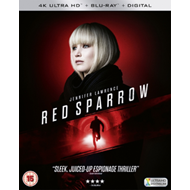 Produktbilde for Red Sparrow (UK-import) (4K Ultra HD + Blu-ray)