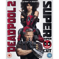 Produktbilde for Deadpool 2 (UK-import) (BLU-RAY)