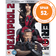 Produktbilde for Deadpool 2 (UK-import) (4K Ultra HD + Blu-ray)
