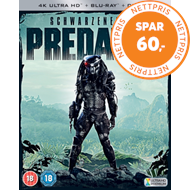 Produktbilde for Predator (UK-import) (4K Ultra HD + Blu-ray)