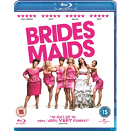 Produktbilde for Bridesmaids (UK-import) (BLU-RAY)
