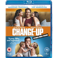 Produktbilde for The Change-up (UK-import) (BLU-RAY)
