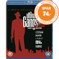Produktbilde for Ultimate Gangster Collection (UK-import) (BLU-RAY)
