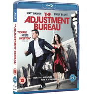 Produktbilde for The Adjustment Bureau (UK-import) (BLU-RAY)