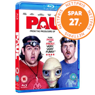 Produktbilde for Paul (UK-import) (BLU-RAY)
