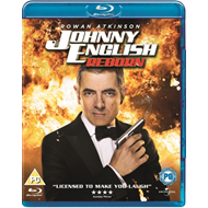 Johnny English Reborn (UK-import) (BLU-RAY)