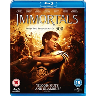 Produktbilde for Immortals (UK-import) (BLU-RAY)