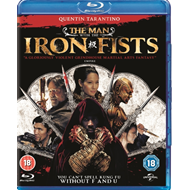Man With The Iron Fists (UK-import) (BLU-RAY)