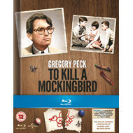 Produktbilde for To Kill A Mockingbird (UK-import) (BLU-RAY)