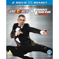 Johnny English/Johnny English Reborn (UK-import) (BLU-RAY)