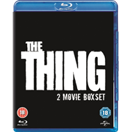 Thing (1982)/The Thing (2011) (UK-import) (BLU-RAY)
