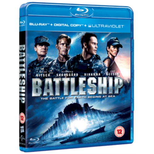 Battleship (UK-import) (BLU-RAY)