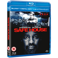 Produktbilde for Safe House (UK-import) (BLU-RAY)