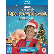 Mrs Brown's Boys: Complete Series 1 And 2/Christmas Special (UK-import) (BLU-RAY)