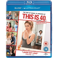 This Is 40 (UK-import) (BLU-RAY)