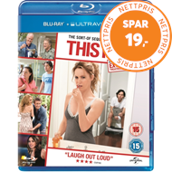 Produktbilde for This Is 40 (UK-import) (BLU-RAY)