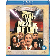 Monty Python's The Meaning Of Life (UK-import) (BLU-RAY)