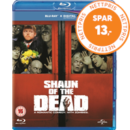 Shaun Of The Dead (UK-import) (BLU-RAY)