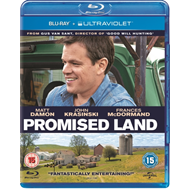 Promised Land (UK-import) (BLU-RAY)