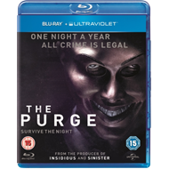 Produktbilde for The Purge (UK-import) (BLU-RAY)