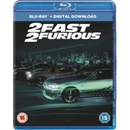 Produktbilde for 2 Fast 2 Furious (UK-import) (BLU-RAY)