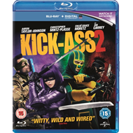 Produktbilde for Kick-Ass 2 (UK-import) (BLU-RAY)