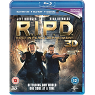 R.I.P.D. (UK-import) (BLU-RAY)