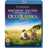 Out Of Africa (UK-import) (BLU-RAY)