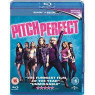 Produktbilde for Pitch Perfect (UK-import) (BLU-RAY)