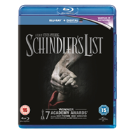 Schindler's List (UK-import) (BLU-RAY)