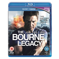 Produktbilde for The Bourne Legacy (UK-import) (BLU-RAY)