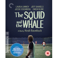 Produktbilde for The Squid and the Whale - The Criterion Collection (UK-import) (BLU-RAY)