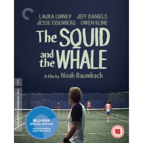 Squid And The Whale - The Criterion Collection (UK-import) (BLU-RAY)